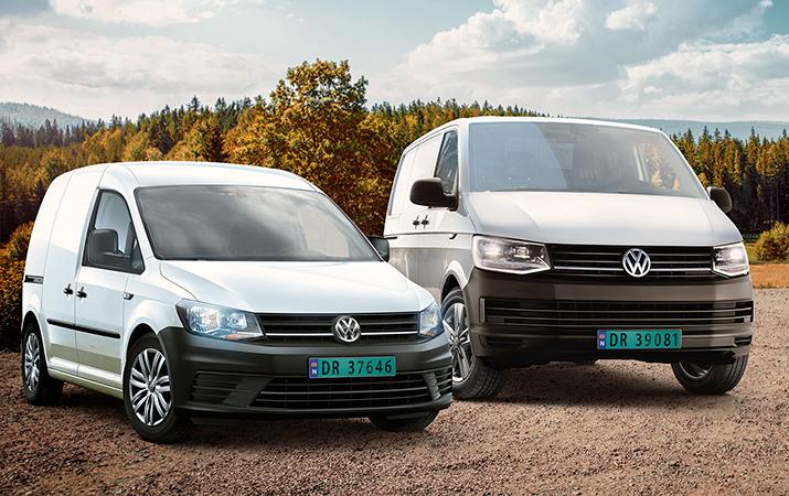 Volkswagen Nyttekøyretøy