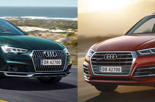 Bilde for Ny Audi til jul?