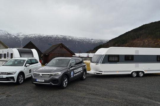 Bilde for Bil- og caravan-dagar i Nordfjord