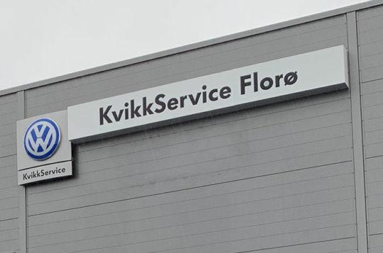 Bilde for Topp moderne verkstad i Florø