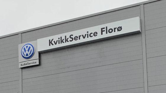 Topp  moderne  verkstad  i  Florø