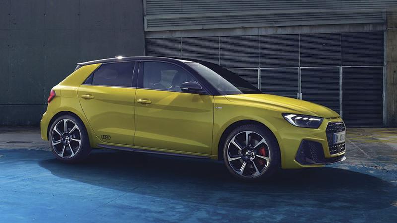 Audi  A1  Sportback  65  Edition