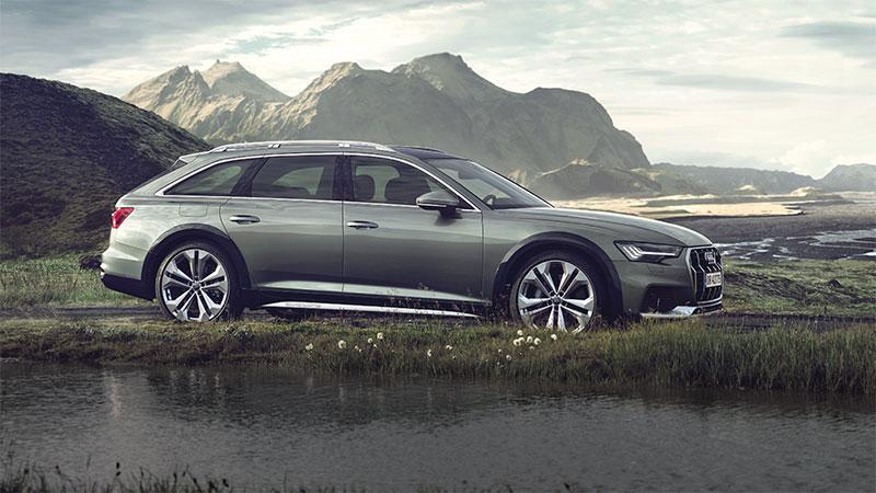 65-års  jubileum  –  Audi