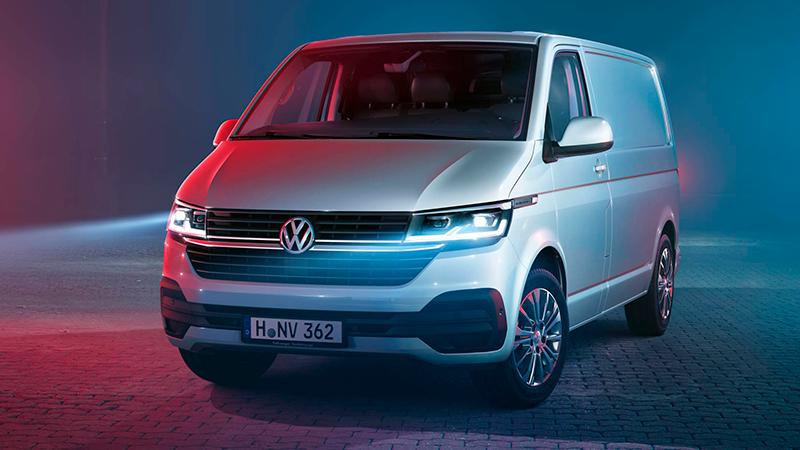 65-års  jubileum  Volkswagen  nyttekøyretøy