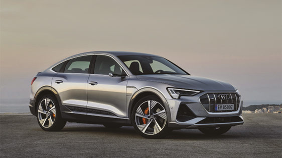 Klar  for  bestilling  –  Audi  e-tron  Sportback
