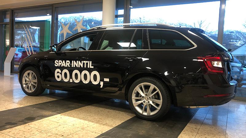 Lagerbil  –  Škoda  Octavia