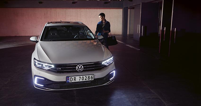 1,99% rente på alle modellar! Service- og vedlikehaldsavtale inkludert i prisen på e-Golf, T-Roc og Passat
