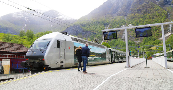 Berge  &  Co-turtips:  Opplev  Flåm